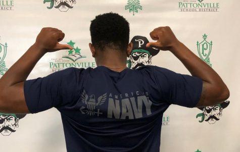 Jones joining Navy