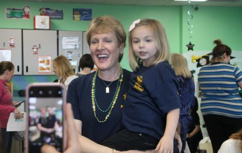 Students graduate from the PHS play school program