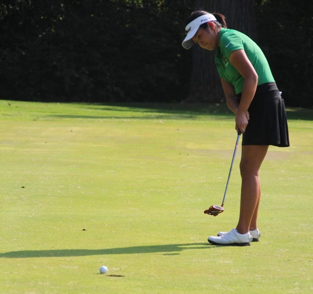 St. Ann Golf Course hosted the match between Pattonville and Ritenour on September 19.
