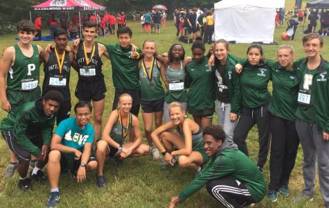 Cross Country Prepares for District Meet