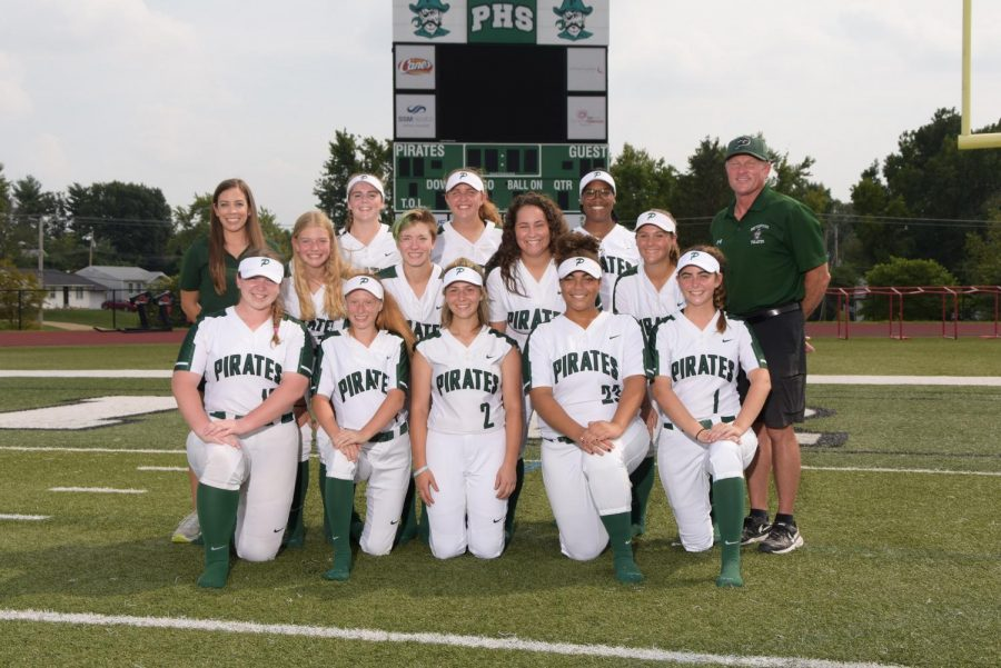 Softball+Heading+to+Sectionals