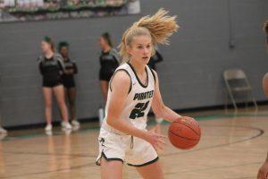 Girls' Basketball Strives for Victory
