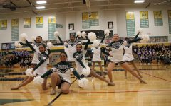 JV Drill Team Brings Home Trophies at Fort Zumwalt North Invitational