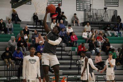 Dribble, Pass, Shoot--Boys Basketball Focuses on Fundamentals