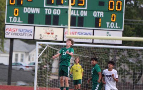 Varsity Soccer Kicking this Season into High Gear