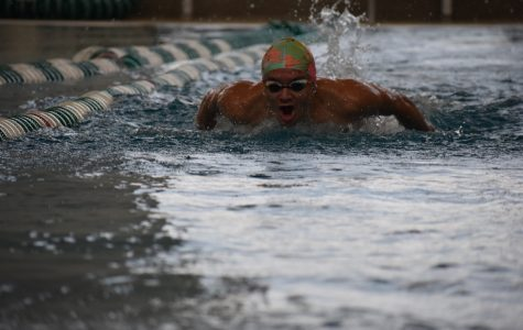 Boys' Swimming Dives into Another Season