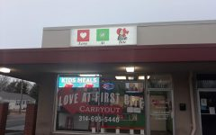 Love at First Bite is at Ashby Rd. and St. Charles Rock Rd. They are known for their loaded fries but also for their Seafood Sundays.