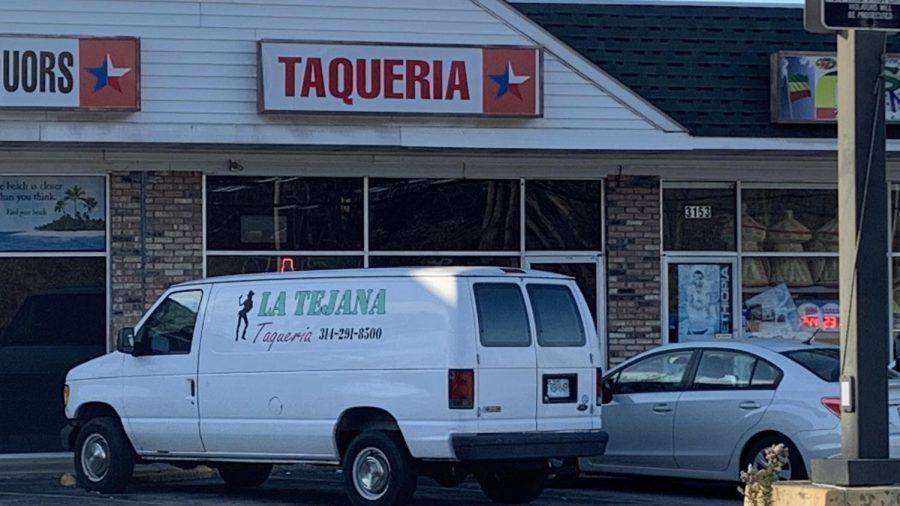 La Tejana Taqueria is located at 3149 North Lindbergh Blvd.