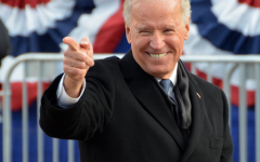 The United States' 46th President, Joseph Biden, in 2013 when he was at the Inaugural parade as Vice President.