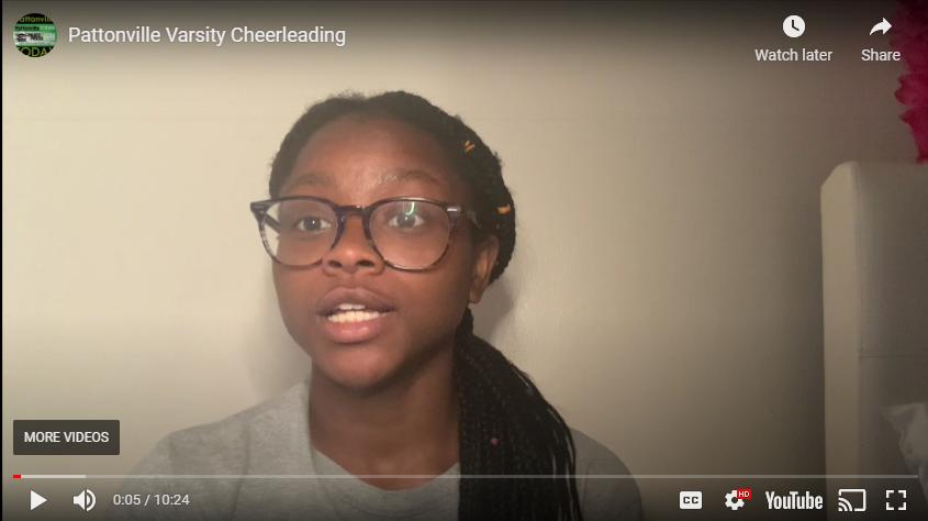 Pattonville Varsity Cheerleading