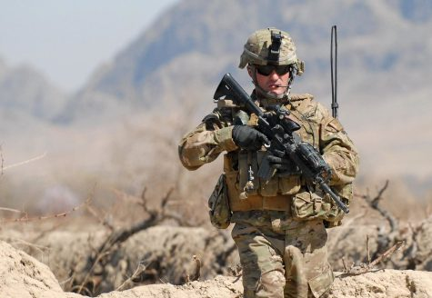 U.S. Withdraws from Afghanistan